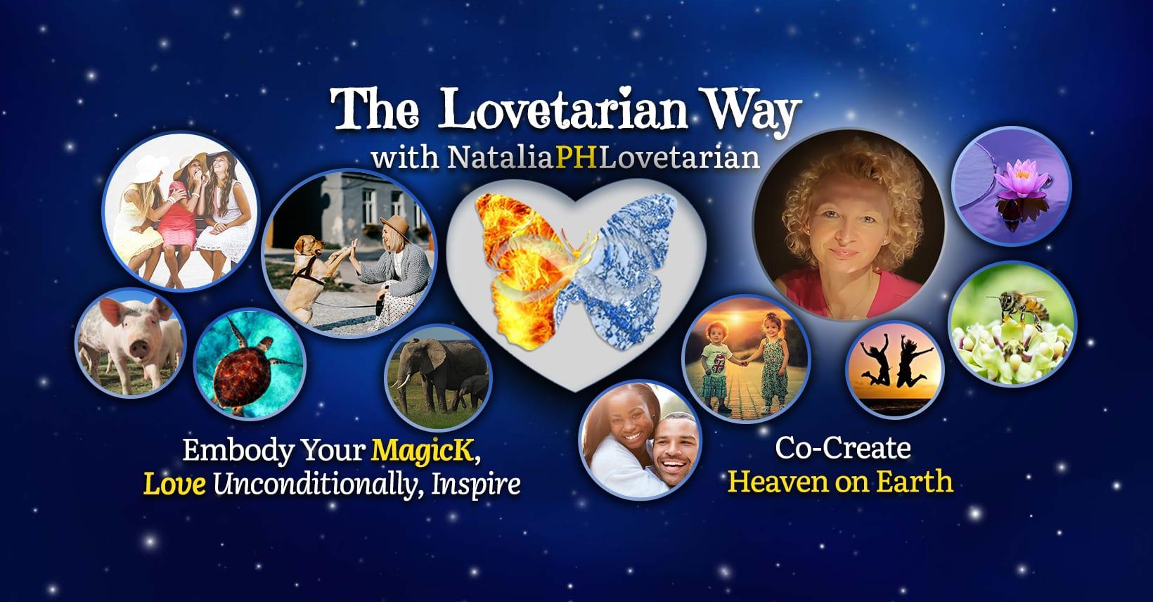 The Lovetarian Way